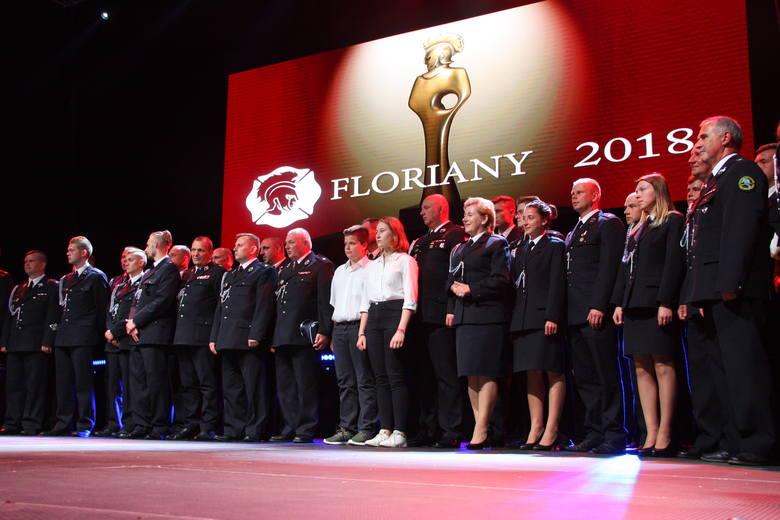 11 maja 2018 r. w Centralnym Ośrodku Sportu TORWAR w Warszawie podczas Gali Finałowej II edycji Konkursu FLORIANY poznaliśmy 19 zdobywców Strażackich
