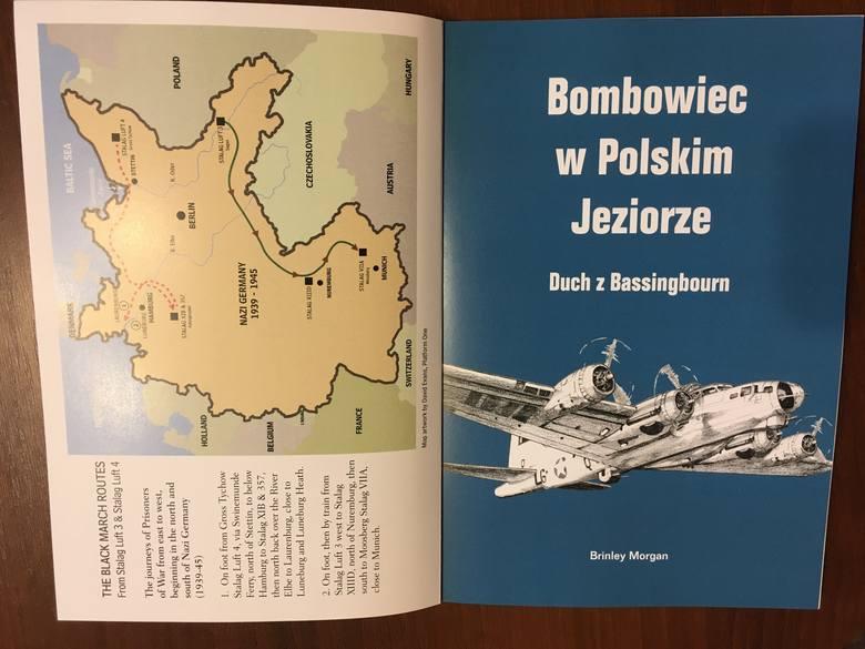 """Historia """"Latającej fortecy"""" zestrzelonej nad Pomorzem dla naszego muzeum"""