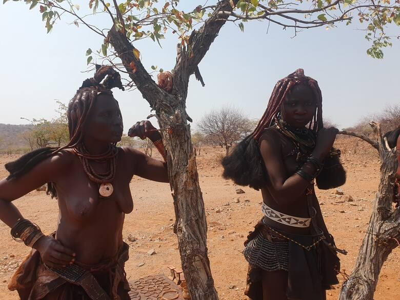 Kobiety z plemienia Himba. Dumne i silne