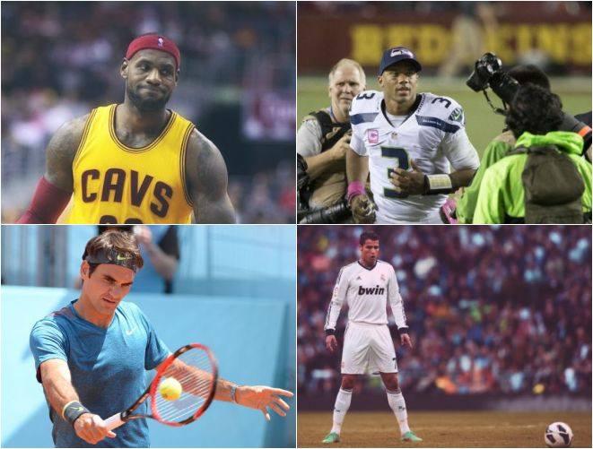 TOP 10 najlepiej zarabiających sportowców na świecie. Jesteście zaskoczeni tym, kto znalazł się na podium?