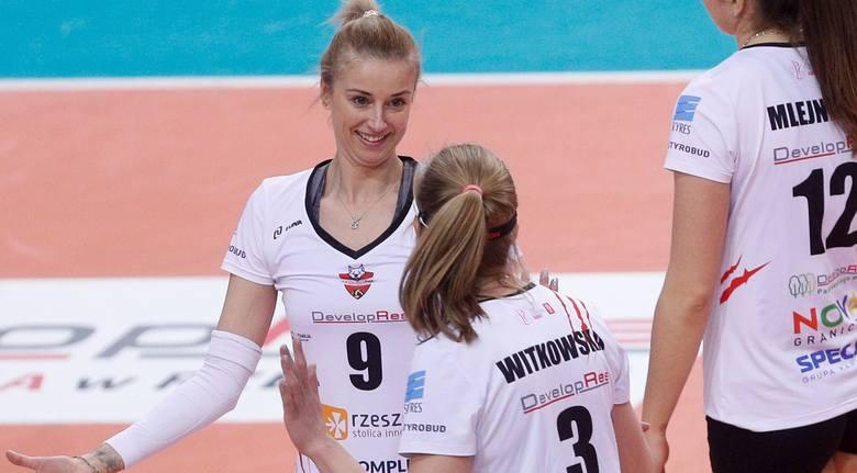 Nie dostawała zbyt wielu okazji do gry, bo świetnie spisywała się jej konkurentka na pozycji Natalia Valentin-Anderson, ale Anna Kaczmar pokazała, że