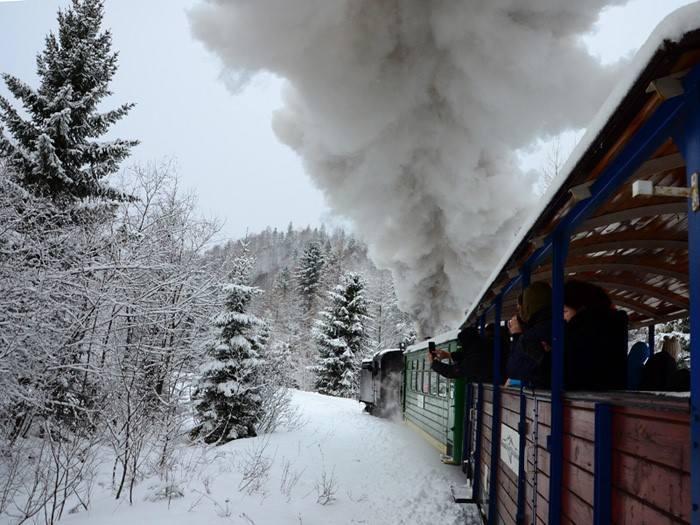 Pierwszy kurs 18 stycznia o godzinie 12. Kolejka będzie kursować w środy i soboty do 25 lutego na trasie Majdan-Balnica-Majdan. Grupy zorganizowane mogą