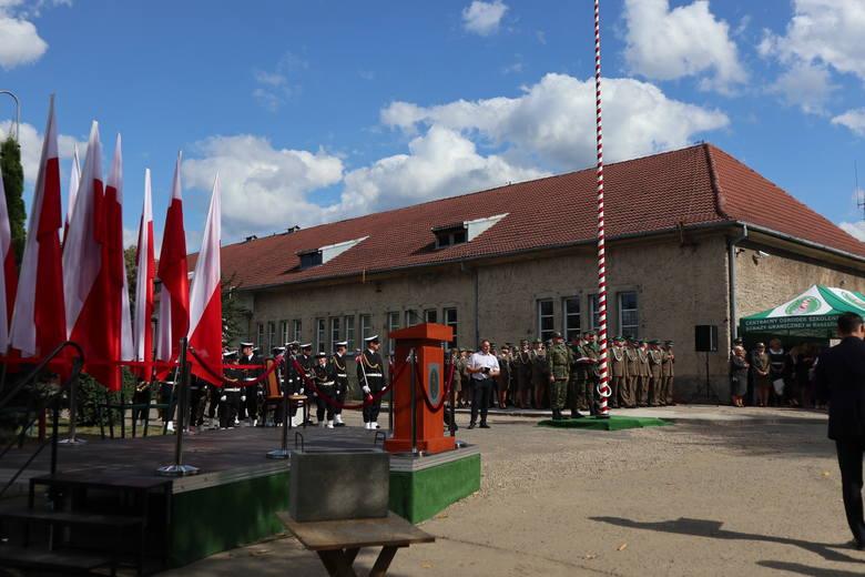 W czwartek, 5 września, prezydent Andrzej Duda ponownie odwiedził nasz region. Prezydent odbył m.in. wizytę w Centralnym Ośrodku Szkolenia Straży Granicznej