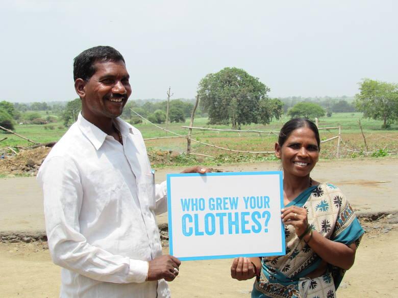 Drobni producenci bawełny w Indiach
