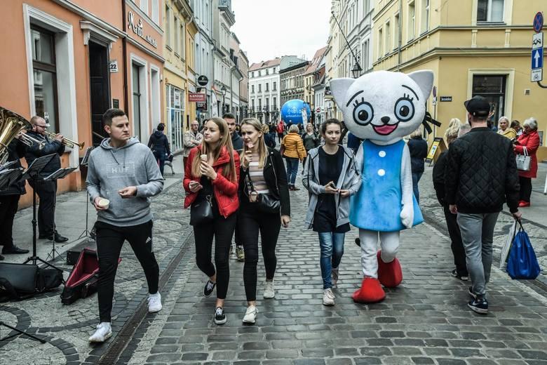 W sobotę, 12 października odbyło się Święto ulicy Długiej. Dla mieszkańców przygotowano wiele atrakcji, m.in. występy artystyczne, degustacje, atrakcje