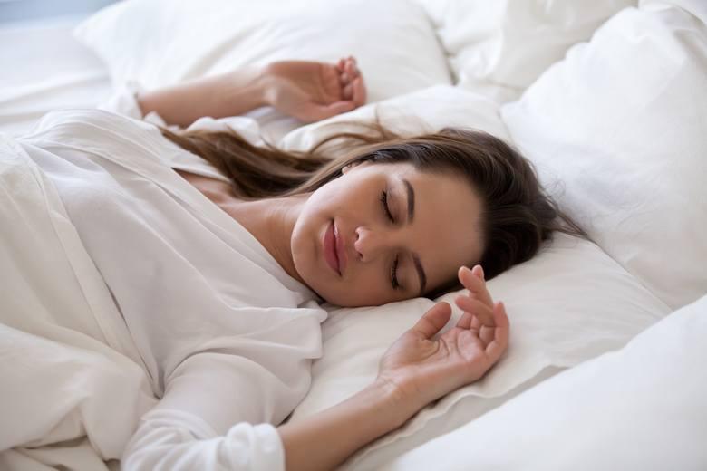 Spokojny, nieprzerywany sen jest niezwykle ważny dla naszego zdrowia