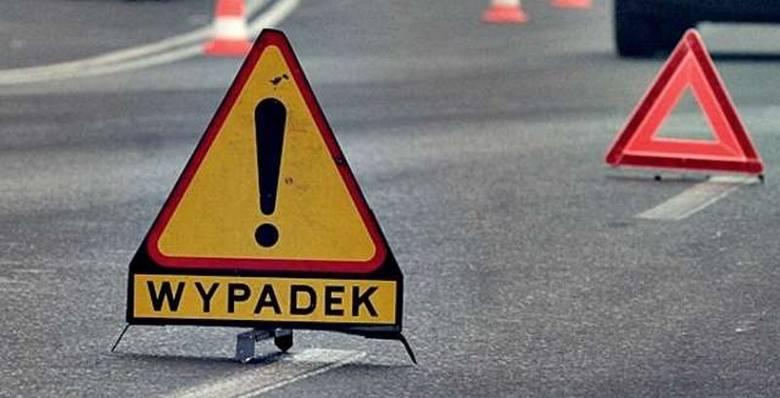 Kordowo. Śmiertelny wypadek na DK 61