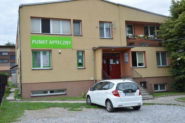 Ośrodek Zdrowia w Niegardowie
