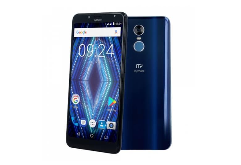 Smartfon do 500 zł 2019. MYPHONE PRIME 18x9