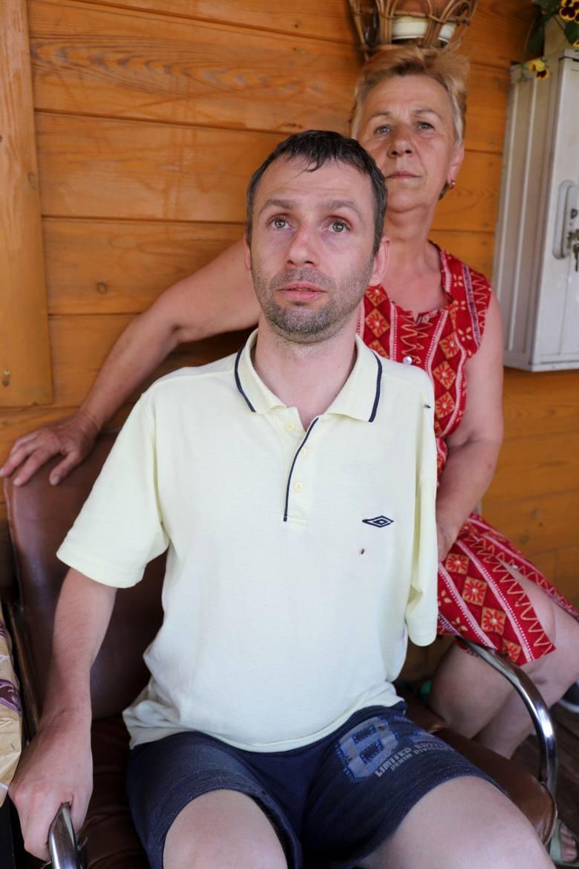 Mariusz chce być samodzielny. Na operację i protezę potrzeba mu prawie 400 tys. zł