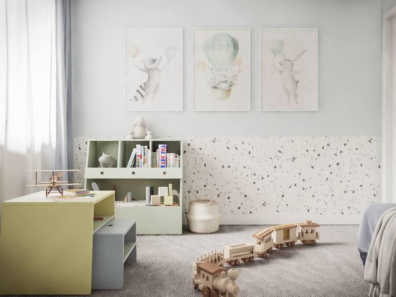 Plakaty w aranżacji pokoju dziecka