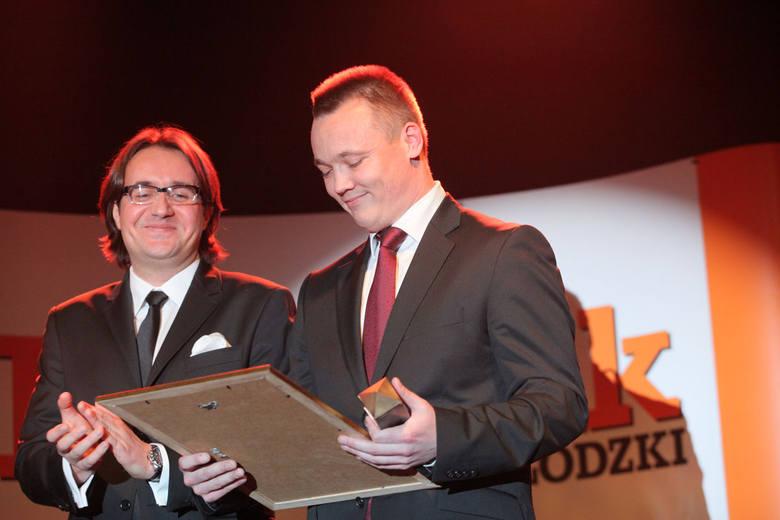 Gala Menedżer Roku 2013 w Domu Towarzystwa Kredytowego przy ul. Pomorskiej 21