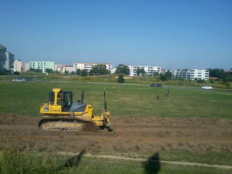 Przez trzy lata budowali boisko KP PROGRES, teraz są na swoim