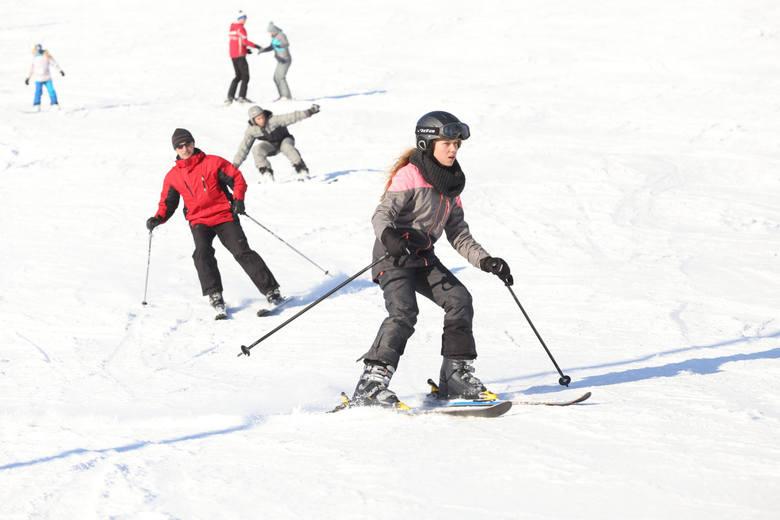 Wraz z nadejściem nowego roku poprawiły się warunki narciarskie na podkarpackich stokach. Aktualnie w naszym regionie czynnych jest 8 stacji narciarskich.