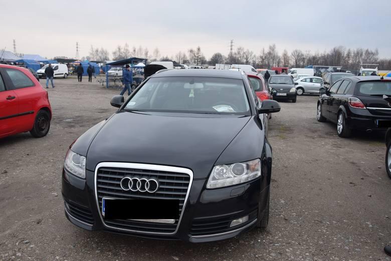 Audi A 6 - rok produkcji 2010, z silnikiem 2.0 TDI. Cena 30 500 zł