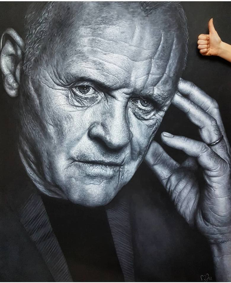 Vega, Nosowska, Nicholson i Gibson. Od portretów kwidzynianki Marty Judkowiak trudno oderwać wzrok! [ZDJĘCIA]