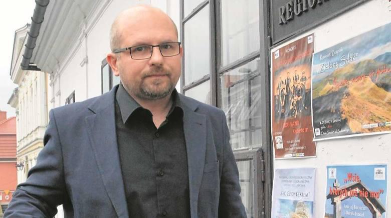 Jarosław Pietrzak będzie nowym dyrektorem Muzeum Niepodległości w Myślenicach. Wygrał konkurs na to stanowisko