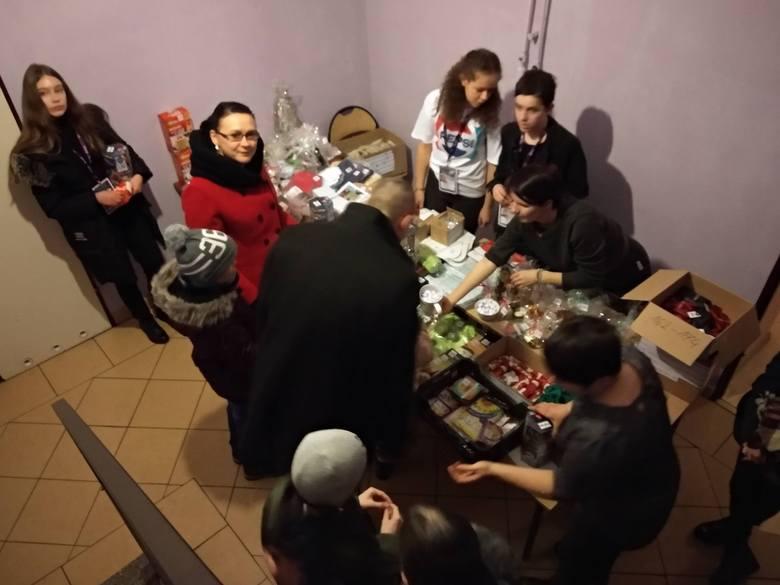 27. Finał WOŚP w Trzebechowie.