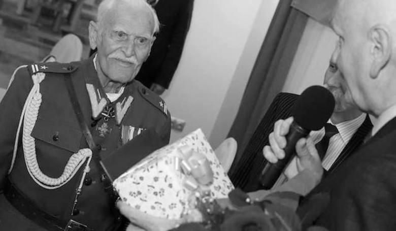 Nie żyje major Franciszek Karpa z Torunia. Miał 103 lata