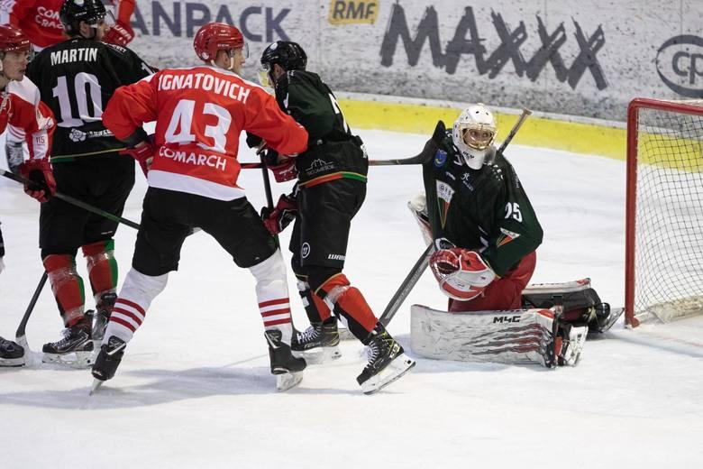 Comarch Cracovia po raz czawrty pokonała w półfinale GKS TychyZobacz kolejne zdjęcia. Przesuwaj zdjęcia w prawo - naciśnij strzałkę lub przycisk NAS