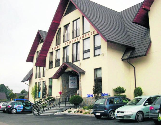 Termy Podhalańskie - ich właściciel był na celowniku porywaczy, którzy planowali zdobyć od niego 3 mln zł za uprowadzonego syna