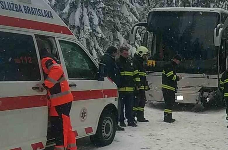 Z nieoficjalnych informacji wynika, że autokarem jechały dzieci na wycieczkę do Zuberca. Do wypadku doszło niedaleko polsko-słowackiej granicy z powodu