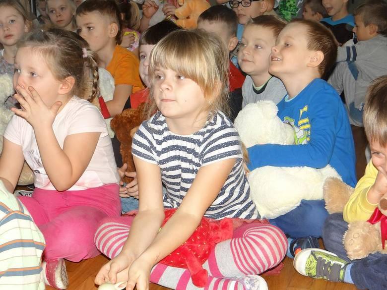 Dzień Pluszowego Misia w Przedszkolu nr 1 w Skierniewicach [ZDJĘCIA]