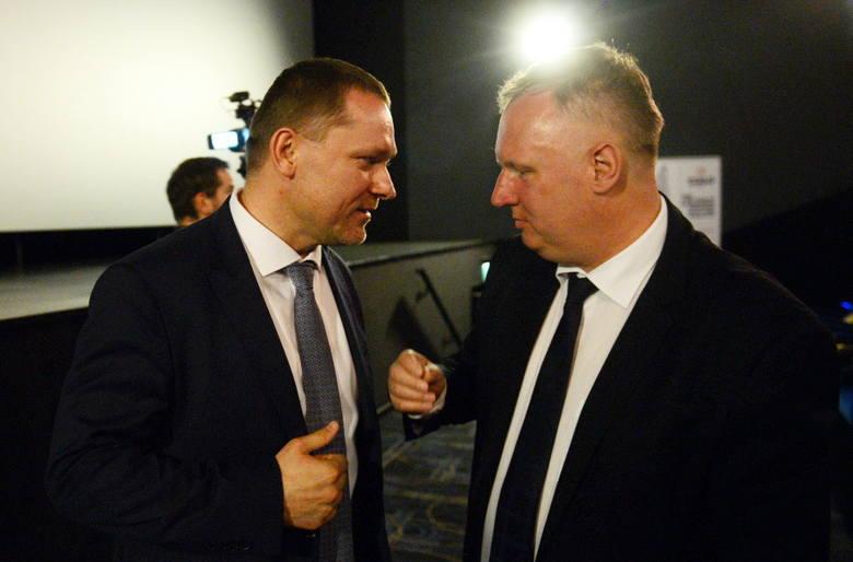 Grzegorz Widenka i Bogdan Ścibut