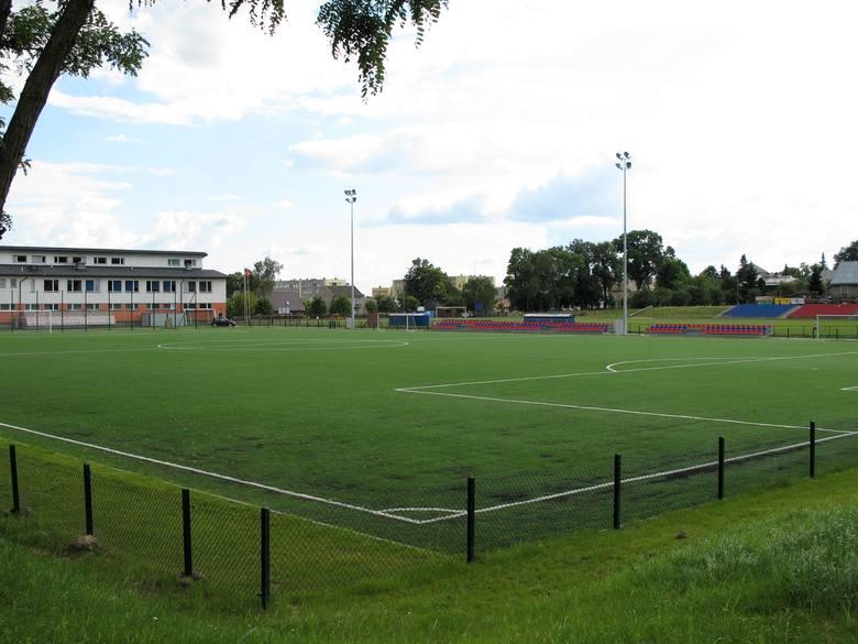 Stadion OSiR Sokółka