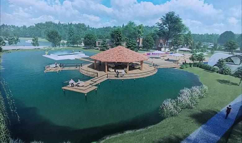 Zielonogórzanie głosowali na cztery różne koncepcje modernizacji kąpieliska w Ochli