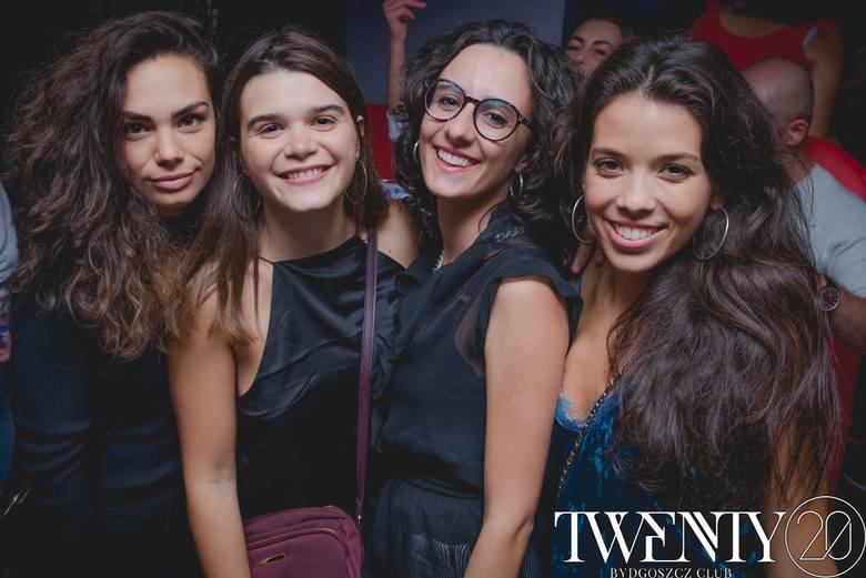 Impreza w środku tygodnia w klubie Twenty jak zwykle była bardzo udana. Bydgoszczanie doskonale bawili się na parkiecie jednego z najbardziej roztańczonych