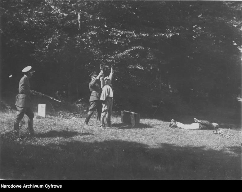 Atak oddziałów republikańskich w okolicach Bujaraloz (Aragonia/wrzesień 1936 r.)