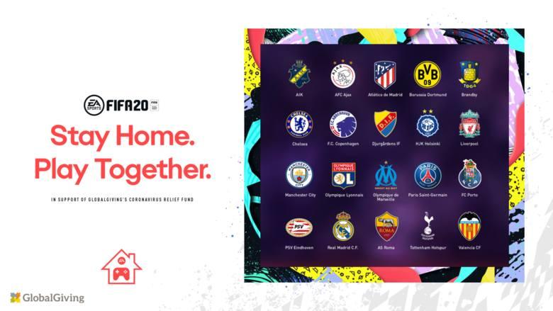 Stay and Play Cup, czyli EA i FIFA łączą futbolową rodzinę