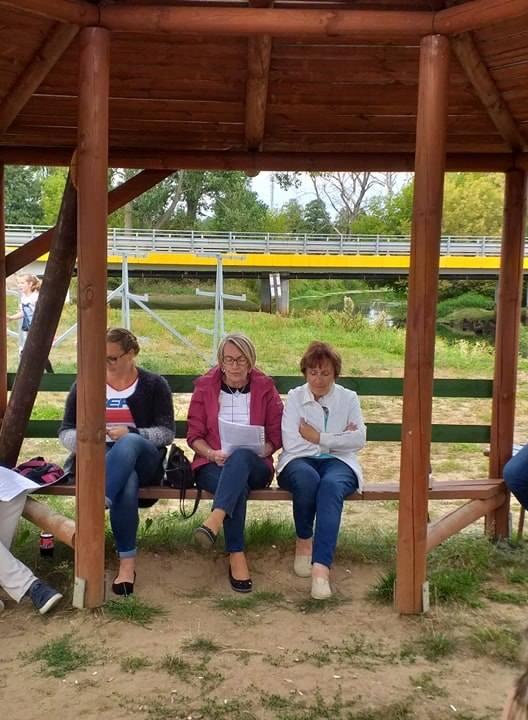 Mieszkańcy Krasnosielca wzięli udział w Narodowym Czytaniu po raz szósty.