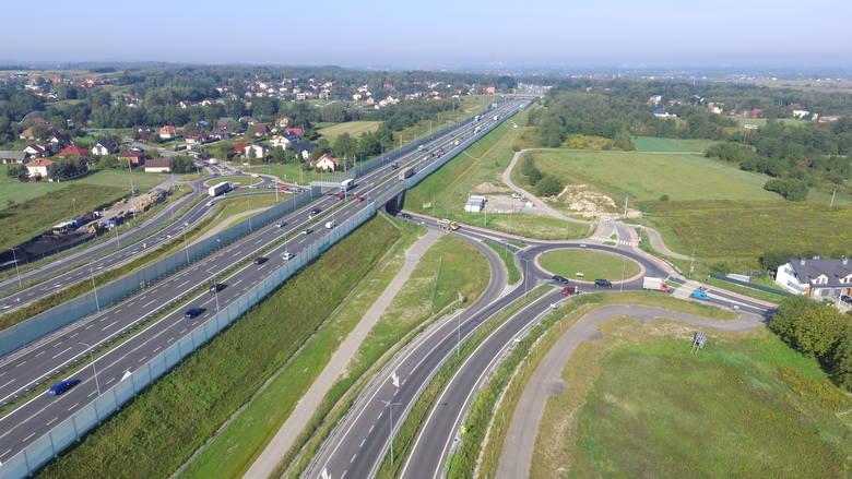 Rozpoczyna się budowa obwodnicy Podłęża. Powstanie m.in. estakada w rejonie stacji kolejowej