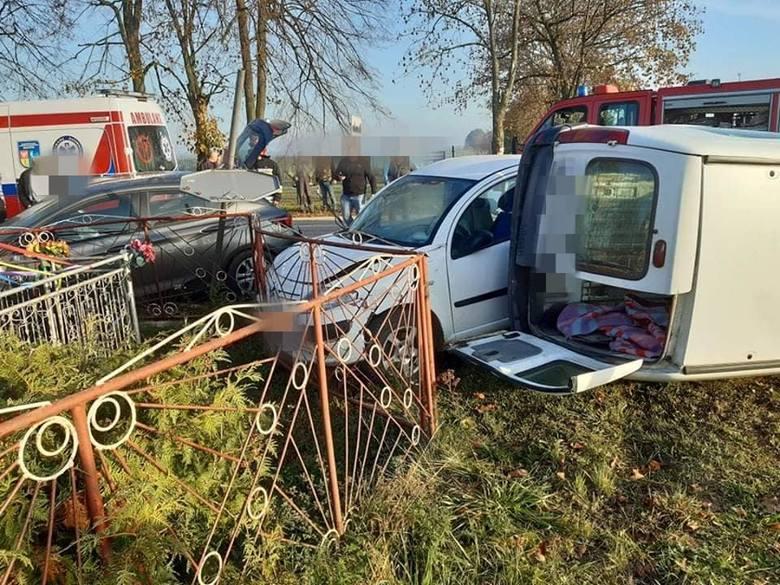 Poważne wypadki w regionie. Dwa zdarzenia miały miejsce w powiecie bielskim i hajnowskim [ZDJĘCIA]