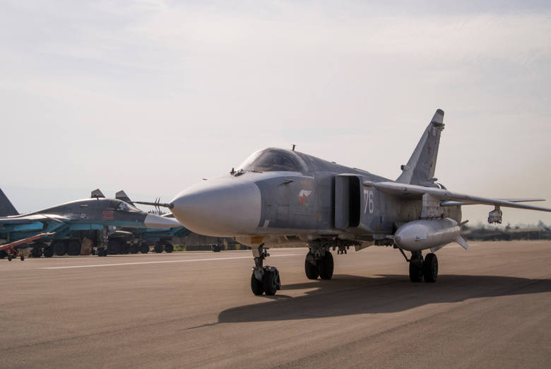 Samolot Su-24