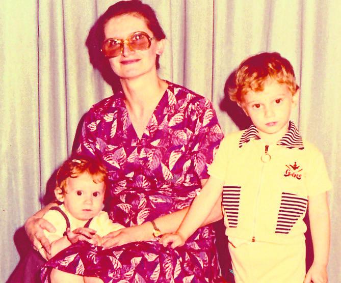 To ja z dziećmi: Anią i Zbyszkiem