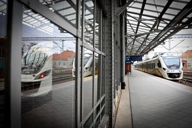 Z Jagodna do centrum pociągiem już w przyszłym roku