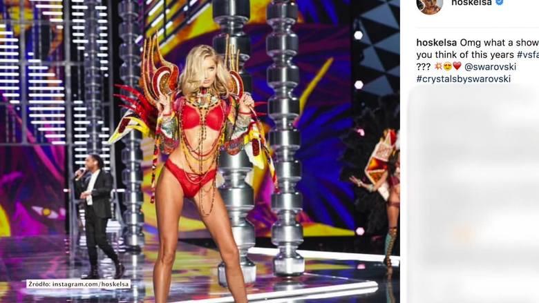 Koszykarka rzuciła karierę sportową, by zostać aniołkiem Victoria's Secret
