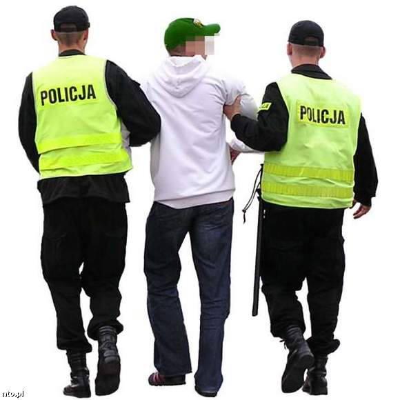 Zobacz wideo z zatrzymania Lubuszanina, który werbował kobiety i sprzedawał je do francuskich domów publicznych