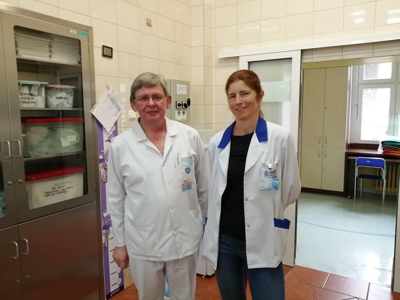 Poznański zespół wyspecjalizował się w nowoczesnym leczeniu oparzeń i ran zmiażdżeniowych wymagających przeszczepu skóry lub płatów skórno-powięziowo-mięśniowych.