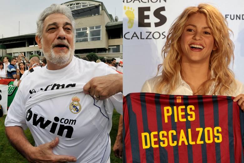 El Clasico. Oto znani kibice Barcelony i Realu. Zobacz, komu kibicują Bieber, Nadal czy Manu Chao