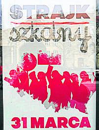 Nauczyciele z poznańskiego Gimnazjum nr 58 nie kryją obaw związanych z planowaną reformą edukacji. W piątek solidarnie strajkować będą wszyscy pracownicy