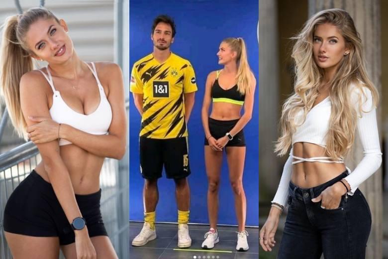 Piłkarze Borussii Dortmund mieli ostatnio wyjątkowego gościa w centrum treningowym. To Alica Schmidt, biegaczka na krótkich dystansach. Przez część mediów