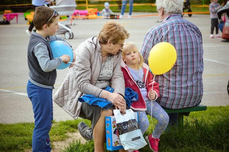 Piknik rodzinny klubu Oaza w Skierniewicach [ZDJĘCIA]
