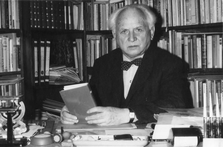 Pisarz Victor Kaluza (1896-1974)