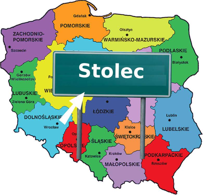 Stolec – wieś w Polsce położona w województwie dolnośląskim. W Polsce mamy jeszcze dwie wsie o tej właśnie nazwie. Są położone w woj. łódzkim i zachodniopomorskim.