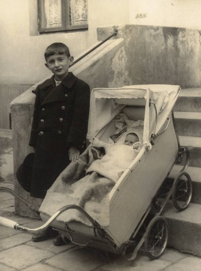Aleksander Jehuda i Ruth Gliksztejnowie.