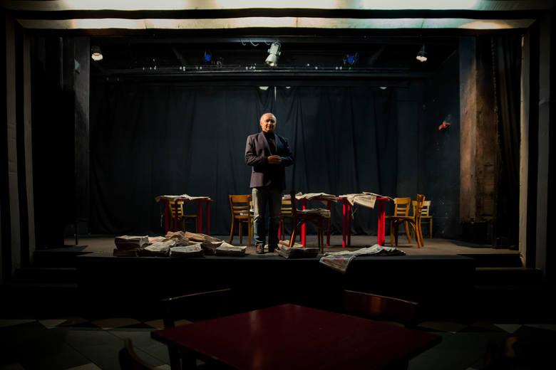 """""""Superwydanie"""", czyli aktorzy o dziennikarzach"""